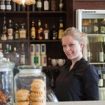 cafe, hotel, staff, Castlemaine, The Empyre, Kate McCombie