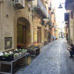 Gaeta laneway, Italy